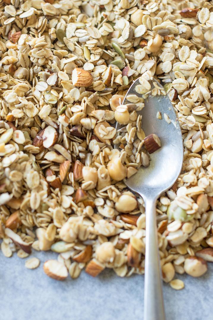 granola_home made