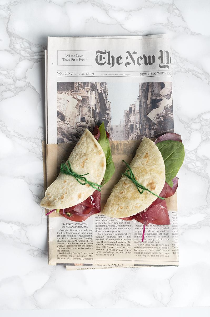 piadina con bresaola e spinacini_crisula