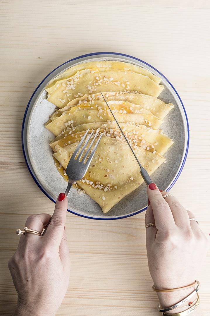 La ricetta delle crepes semplice e veloce