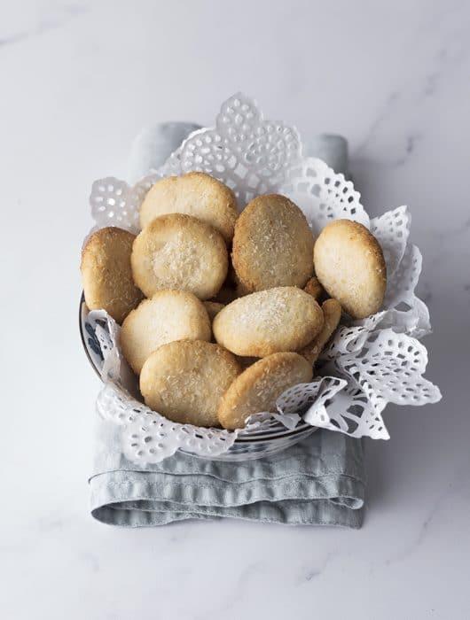 biscotti senza zucchero e senza glutine