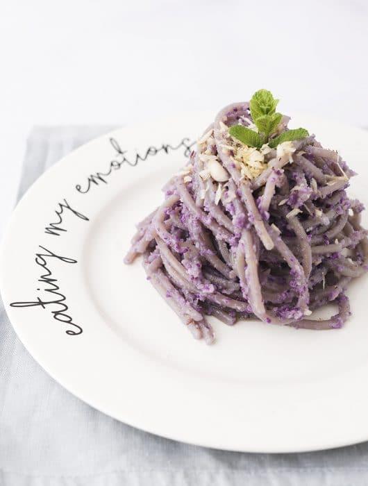 spaghetti cavolo rosso_degustabox_armando