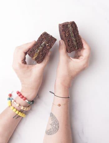 tortino al cioccolato senza zucchero